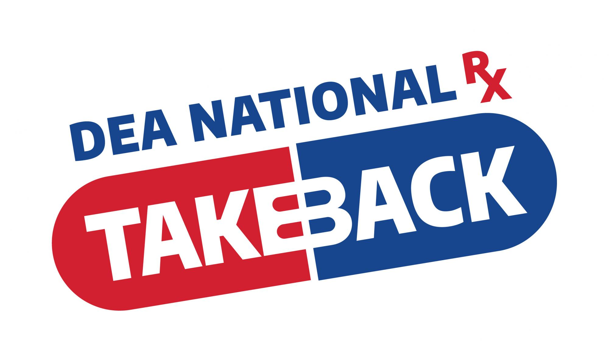 DEA National Takeback