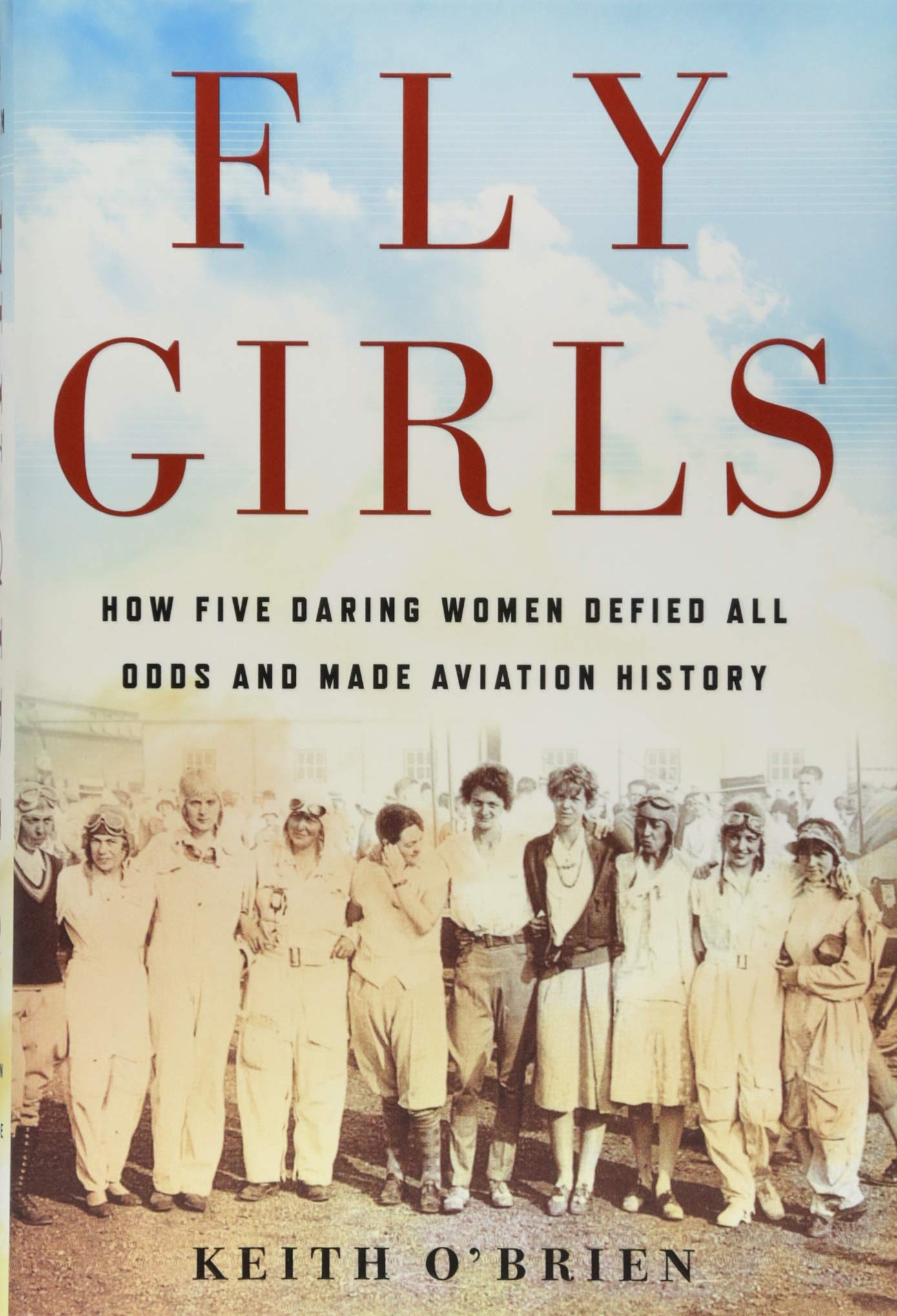 Fly Girls Book Cover Image