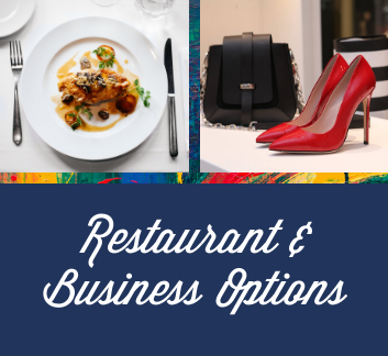Restaurant and Retail Options