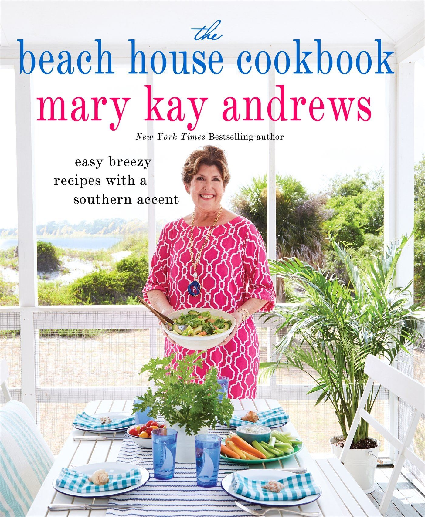 Beach House Cookbook Book Cover Image