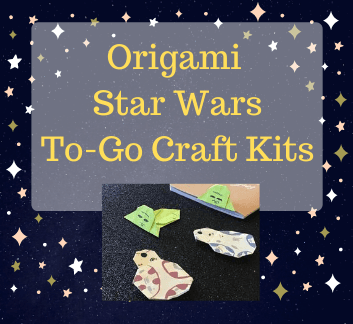 Origami Star Wars Newsflash Image