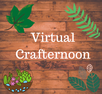 Virtual Crafternoon Newsflash - November