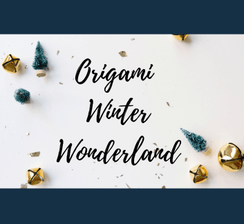 Origami Winter Wonderland_Newsflash