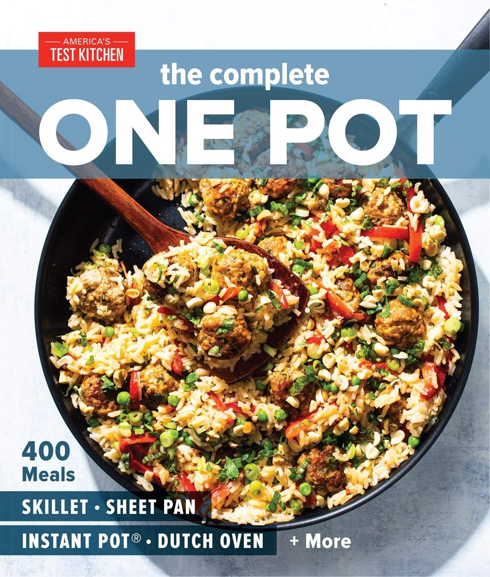 Complete One Pot Book Cover Image