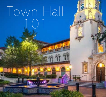 Image of HP Town Hall building