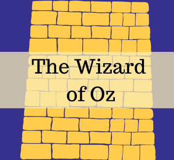 Yellow Brick Road reading Wizard of Oz