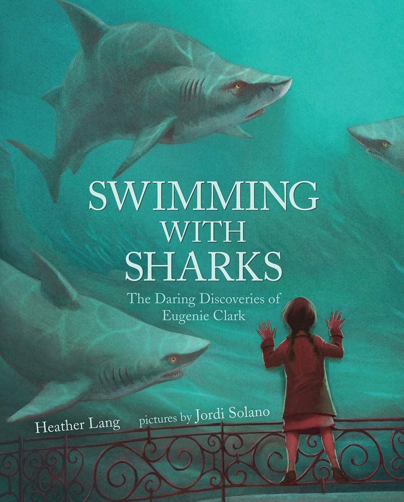 Swimming with Sharks Book Cover Image
