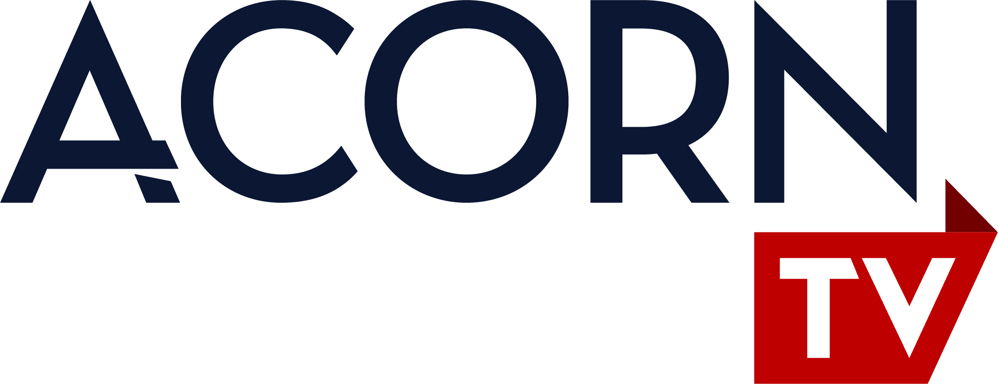 ACORN-TV Logo Image Opens in new window
