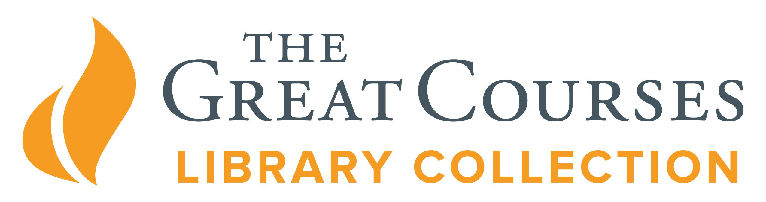 The Great Courses Logo Image Opens in new window