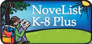 NoveList K-8 Logo Image Opens in new window
