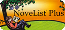 NoveList Plus Logo Image Opens in new window