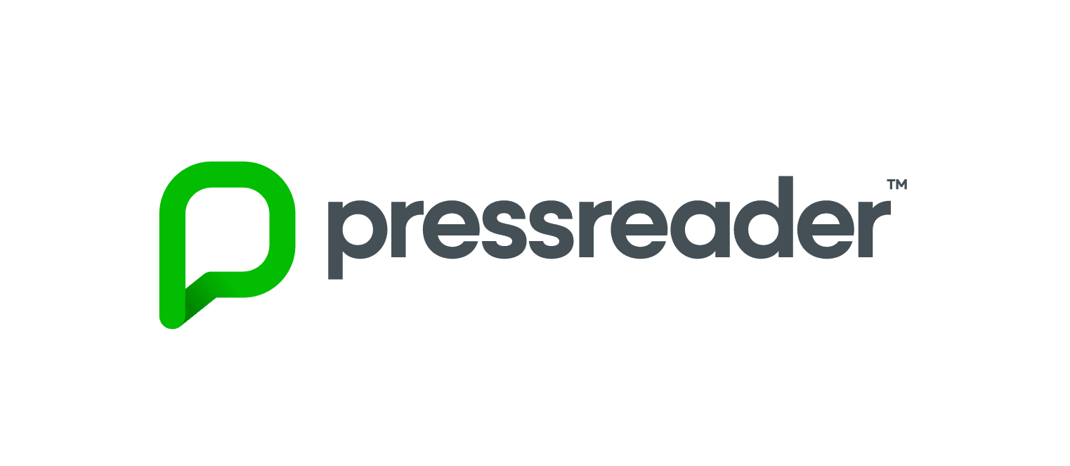 PressReader Logo Image