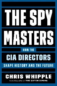 The Spymasters Book Cover Image